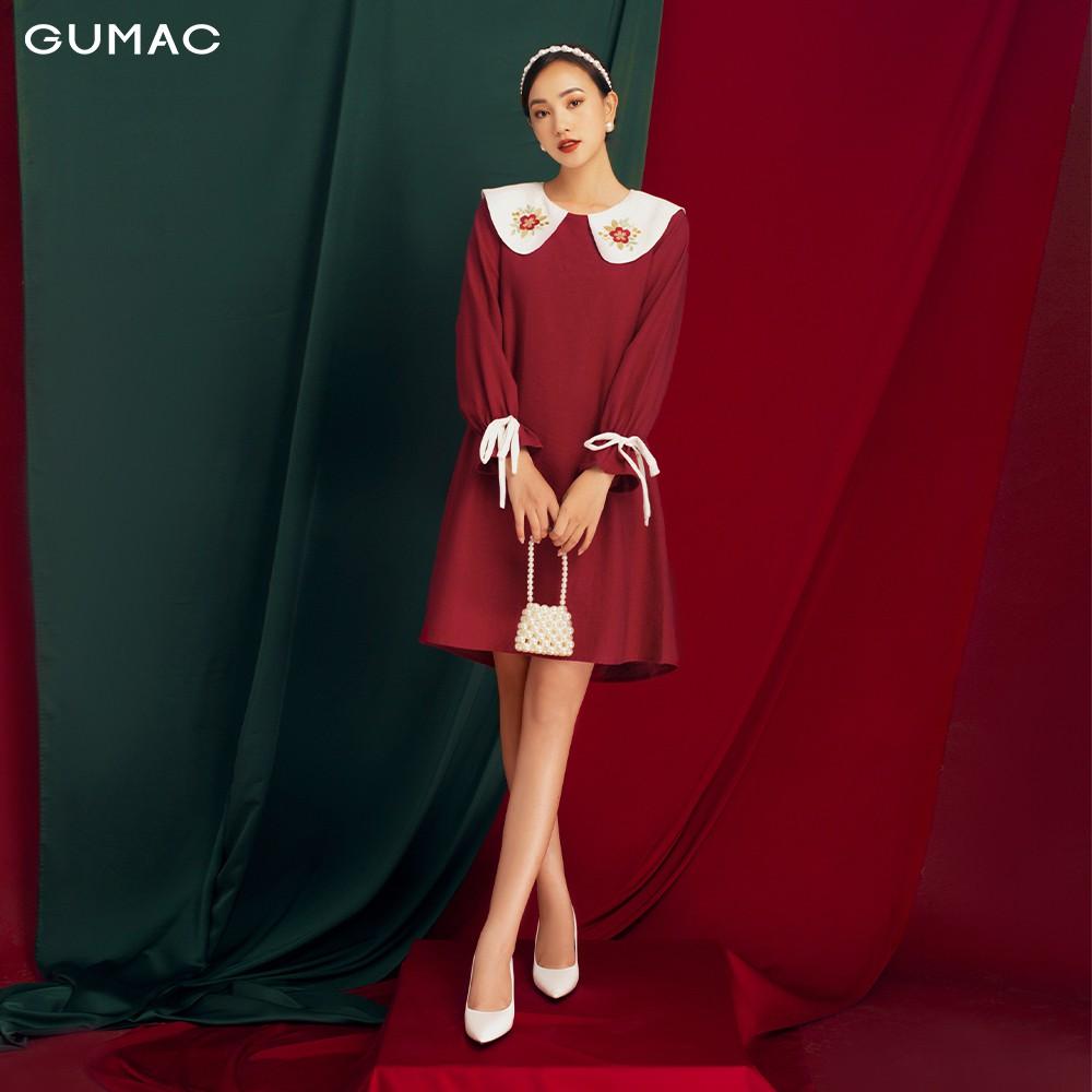 9 mẫu váy đỏ xinh ngất lại chẳng kén dáng, chị em tia gấp để Tết này diện lên ai cũng khen xinh-1