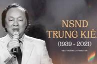 Thông tin chính thức về tang lễ của NSND Trung Kiên - bố nhạc sĩ Quốc Trung