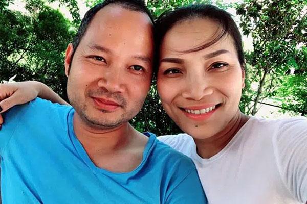 Chồng hai của ca sĩHồng Ngọcvừa xác nhận bị nhiễm Covid-19