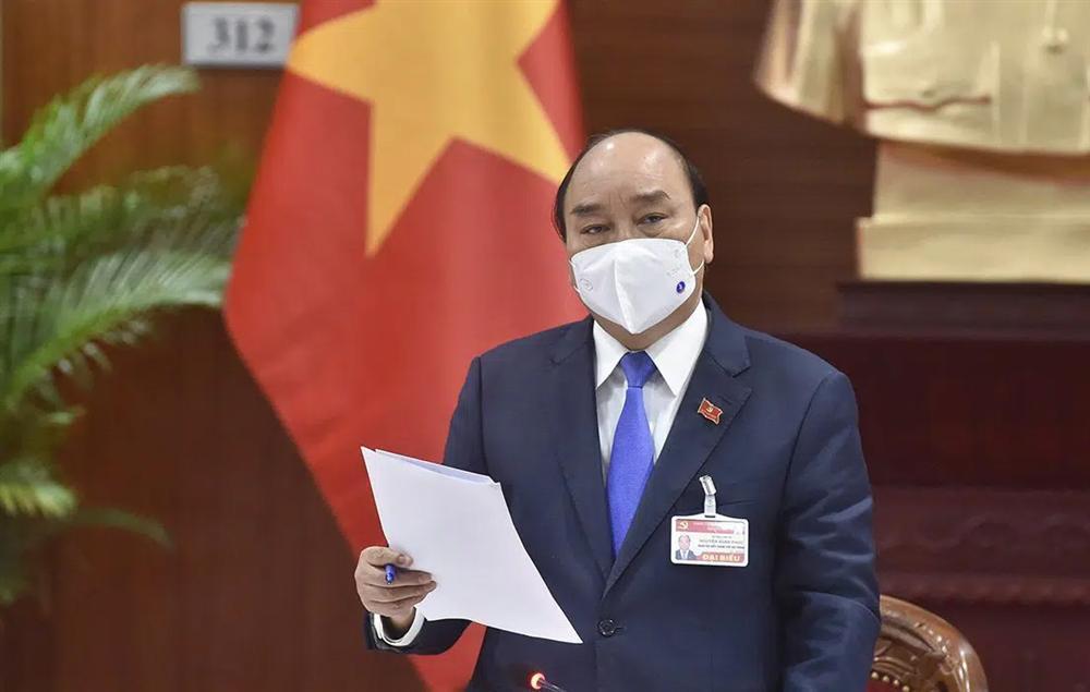 Thủ tướng họp khẩn về COVID-19 tại nơi tổ chức Đại hội Đảng-1