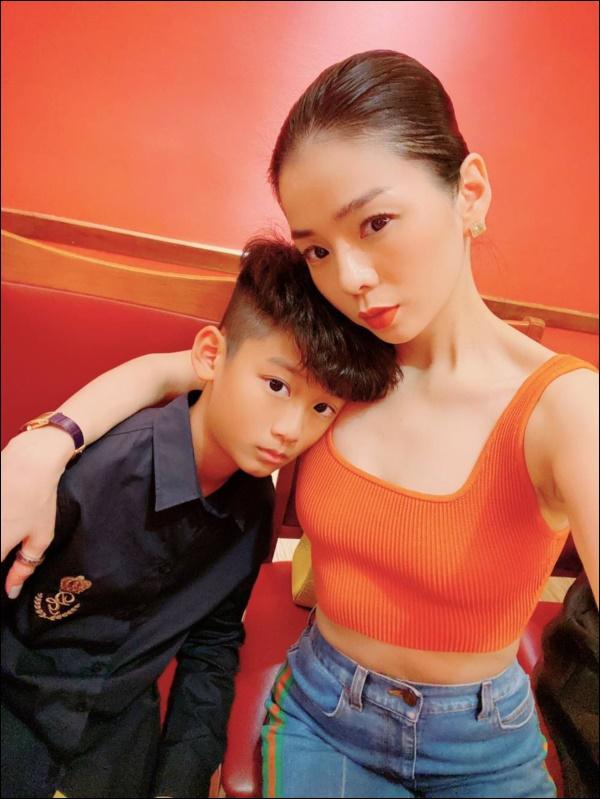 Lệ Quyên tiết lộ tính cách con trai giống mẹ: Mạnh mẽ, độc lập, nhạy cảm nhưng không hề ủy mị-2