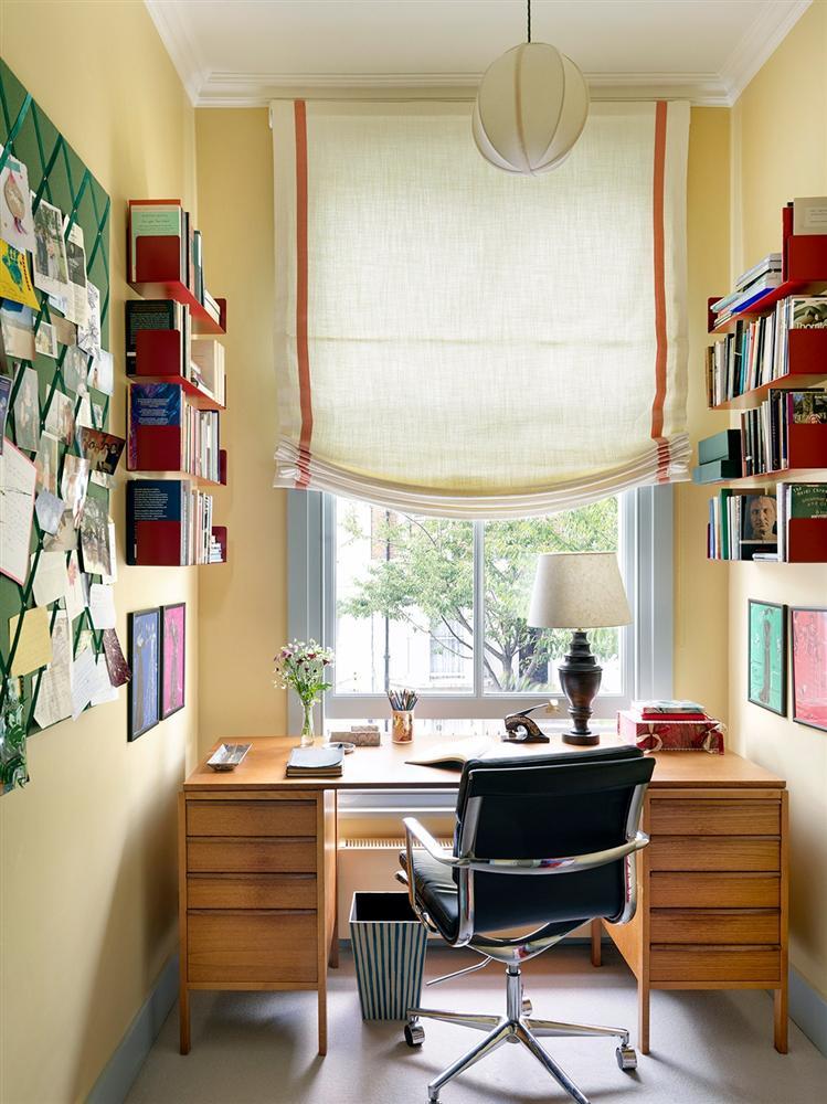 Nhà phố có không gian sống 3 trong 1 cực ấn tượng với decor màu ngập tràn sắc xuân-6