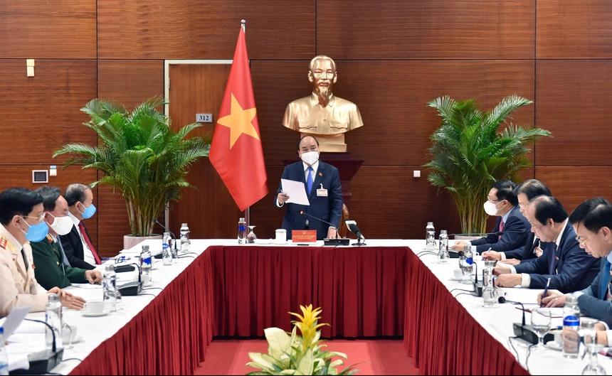Thủ tướng yêu cầu phong tỏa TP Chí Linh trong 21 ngày-1