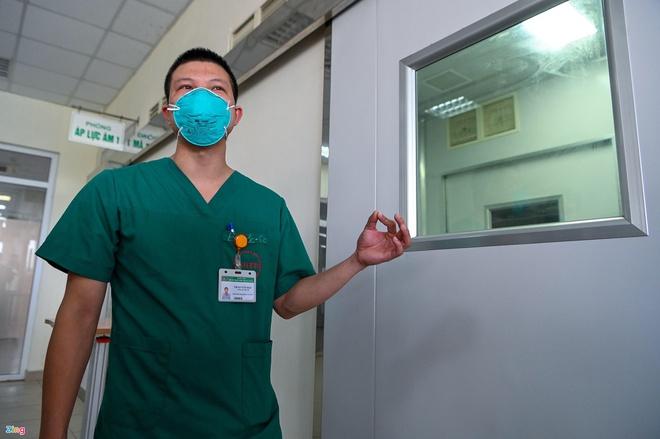 Bệnh nhân 1553 ở Quảng Ninh viêm phổi nặng-1