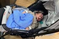 Bé gái 3 tháng tuổi đột tử khi đang nằm trên xe đẩy, trong khi bố mẹ còn mải cãi nhau vì tưởng con đang ngủ