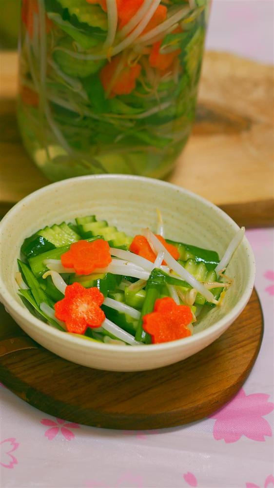 Cách làm rau củ muối chua ngọt giải ngán ngày Tết, giúp việc ăn uống của bạn không còn là cực hình!-7