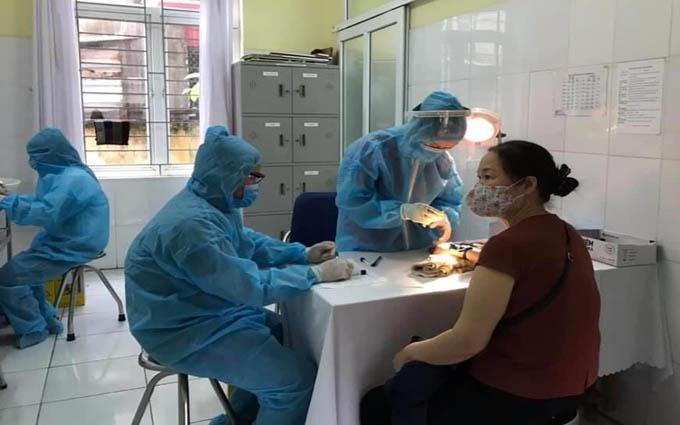 Sáng 30/1, có thêm 34 ca mắc COVID-19 trong cộng đồng ở Hải Dương và Quảng Ninh-1