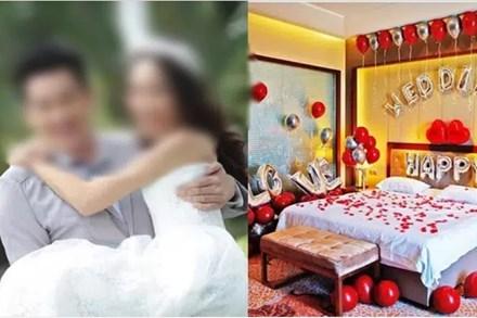 Nhà gái thách cưới 200 triệu, chú rể vẫn vui vẻ nhận lời nhưng đêm tân hôn nhìn mảnh giấy anh đặt đầu giường mà cô dâu