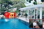 Vân Hugo trang hoàng nhà cửa đón Tết sớm trong biệt thự cao cấp ở Sài Gòn, nhìn ban công thơ mộng ai cũng mê-14