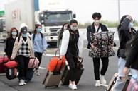 Sinh viên hối hả trở về Quảng Ninh: Không lo giãn cách xã hội chỉ cần được ăn Tết cùng gia đình