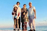 Hồng Ngọc hé lộ tình trạng sức khỏe của ông xã đang mắc Covid-19 ở Mỹ, nói rõ việc nguy cơ gia đình bị lây nhiễm