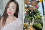 Cận cảnh khu vườn đẹp như mơ trong biệt thự ven sông của Lã Thanh Huyền, Tết dịch ngồi ở nhà ngắm hoa lá cũng vui-13