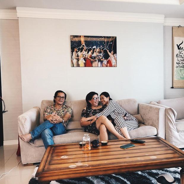 Khám phá cuộc sống của Hoa hậu Hoàn vũ Khánh Vân trong căn hộ cao cấp-2
