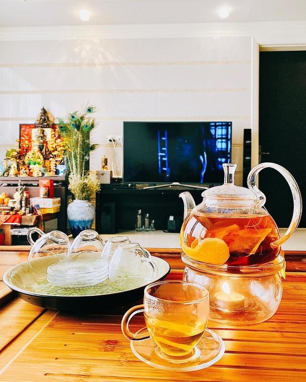 Khám phá cuộc sống của Hoa hậu Hoàn vũ Khánh Vân trong căn hộ cao cấp-4