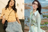 'Tình địch của Dương Mịch' đã U40 vẫn trẻ trung như gái 20, nhờ món thời trang này mà vừa trẻ lại vừa sang