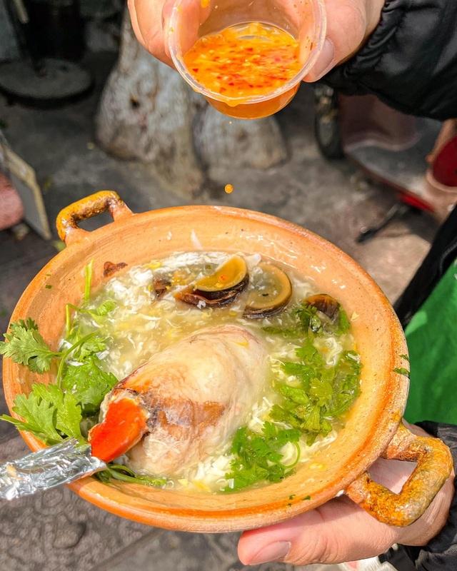 Súp càng cua khủng giá nửa triệu đồng ở Sài Gòn hút khách thưởng thức-3