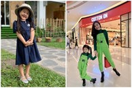 Con gái Vân Trang mới 5 tuổi đã được khen cao ráo, ra dáng mỹ nhân tương lai, ít người biết cô đã hy sinh điều to lớn này cho bé