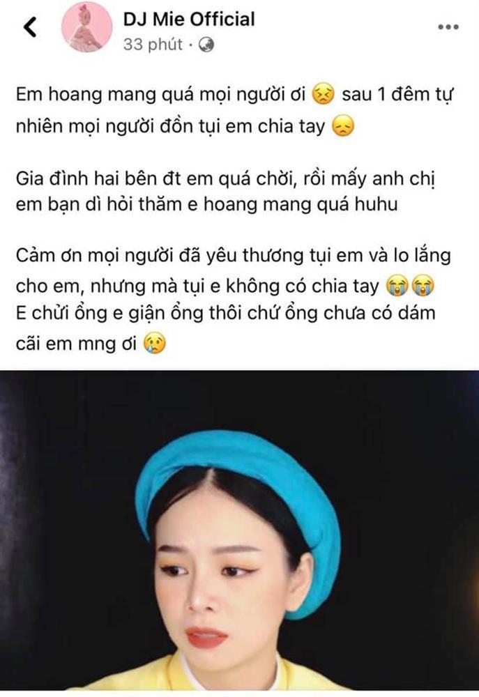 DJ Mie và Hồng Thanh chính thức lên tiếng sau tin đồn chia tay-1