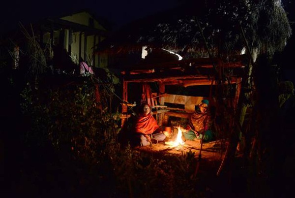 Loạt ảnh gây ám ảnh về túp lều kinh nguyệt được ví như địa ngục trần gian, là nỗi khiếp đảm của các cô gái mỗi lần... tới tháng-2