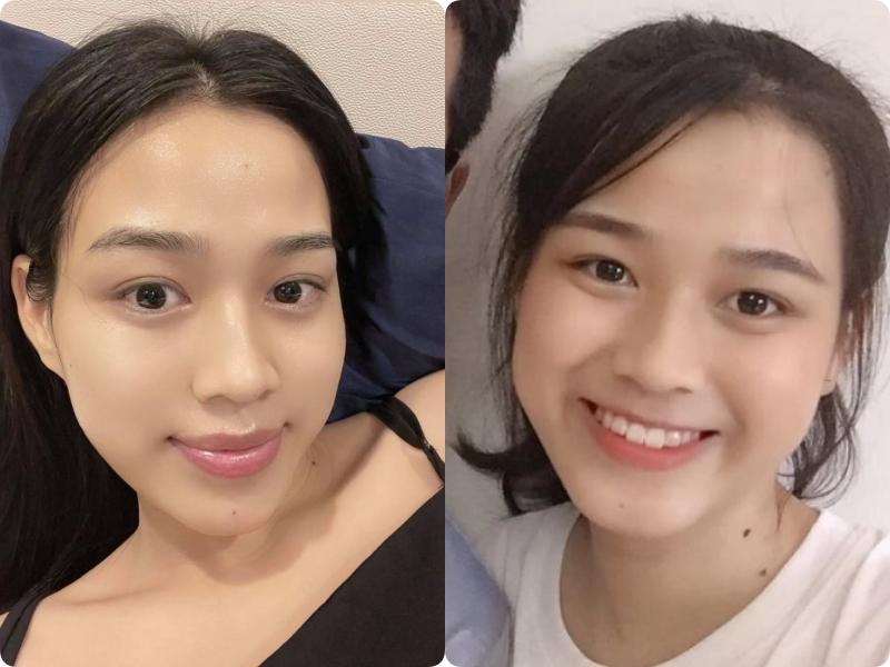 HH Đỗ Thị Hà khoe mặt mộc sau 3 tháng đăng quang: Nhan sắc khác xa so với ngày trước-5