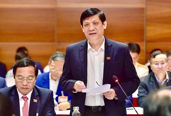 Bộ trưởng Bộ Y Tế: Hà Nội có thể tính đến giãn cách xã hội một số khu vực-1