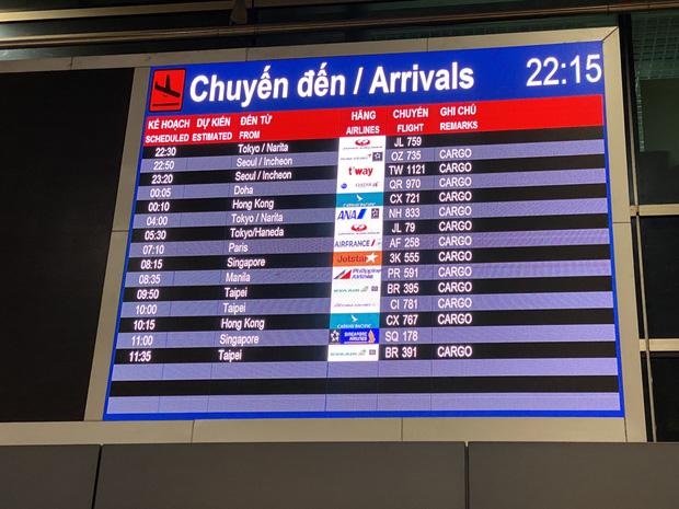 Chùm ảnh: Hình ảnh trái ngược ở ga quốc tế Tân Sơn Nhất trong năm nay và năm trước dịp gần Tết Nguyên đán-24