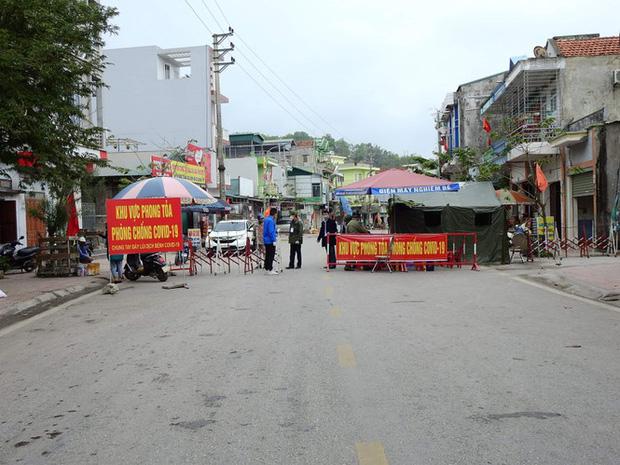 Quảng Ninh phong tỏa 6 xã, 1 thị trấn thuộc huyện Vân Đồn từ 0h ngày 2/2-1