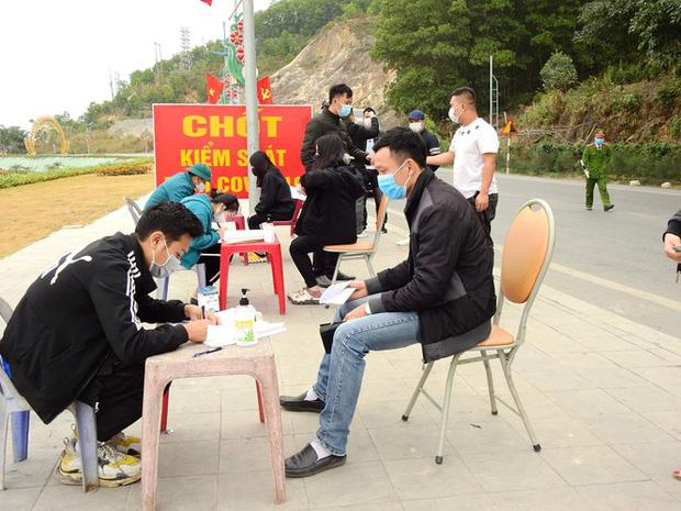 Quảng Ninh phong tỏa 6 xã, 1 thị trấn thuộc huyện Vân Đồn từ 0h ngày 2/2-2
