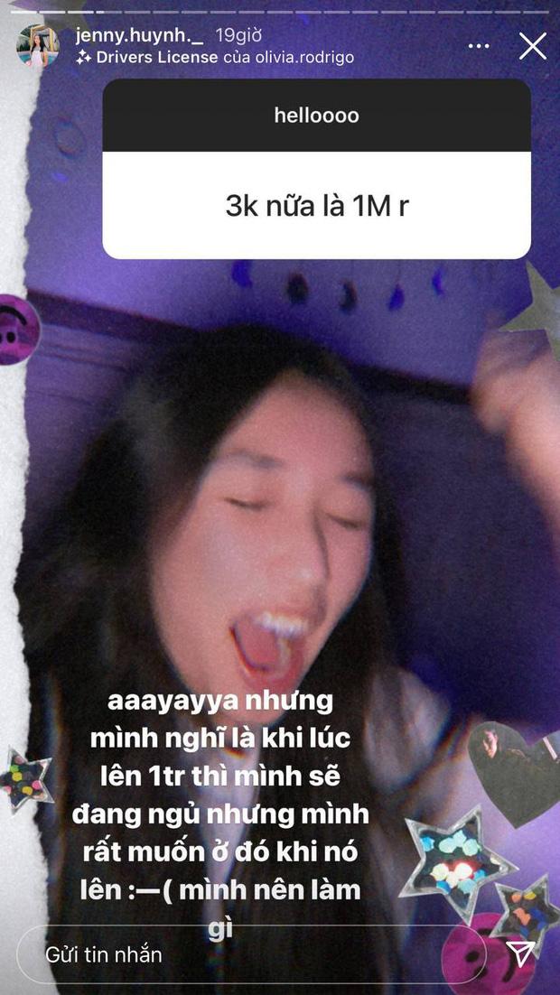 Jenny Huỳnh - Tiểu thư YouTuber sinh năm 2005 chính thức chạm mốc 1 triệu subscribers-5
