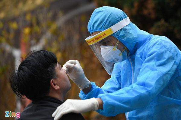 Thêm 8 người ở Hải Dương nhiễm virus SARS-CoV-2-1