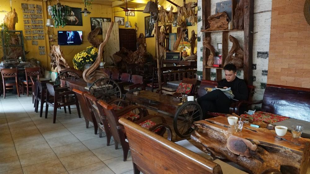 Không một bóng khách, nhà hàng, quán nhậu ở Hà Nội đồng loạt đóng cửa-12