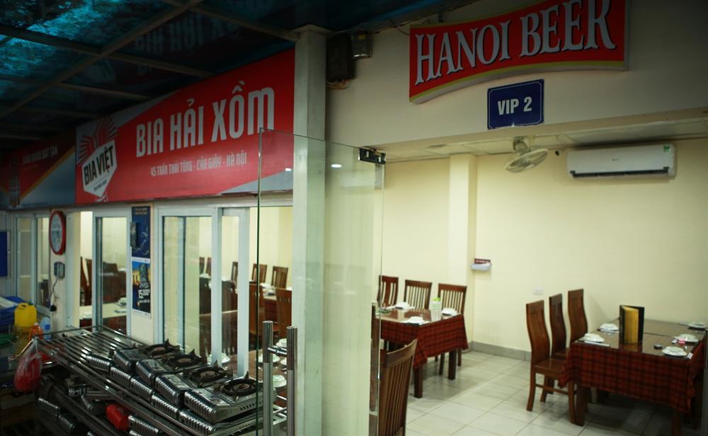 Không một bóng khách, nhà hàng, quán nhậu ở Hà Nội đồng loạt đóng cửa-5