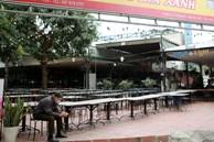 Không một bóng khách, nhà hàng, quán nhậu ở Hà Nội đồng loạt đóng cửa