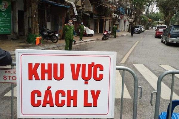 Sáng 3/2, Hà Nội và 3 địa phương khác có thêm 9 ca mắc COVID-19 ở cộng đồng-1