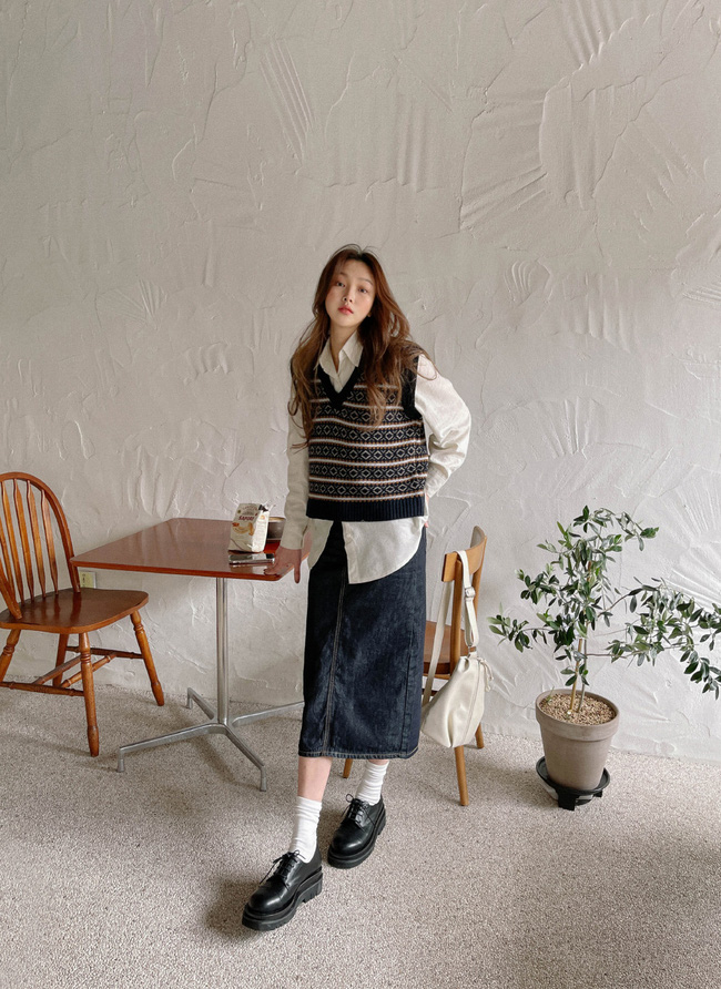 11 cách tái chế đồ công sở để diện Tết, chị em không cần sắm nhiều quần áo mới vẫn mặc đẹp nức nở-10