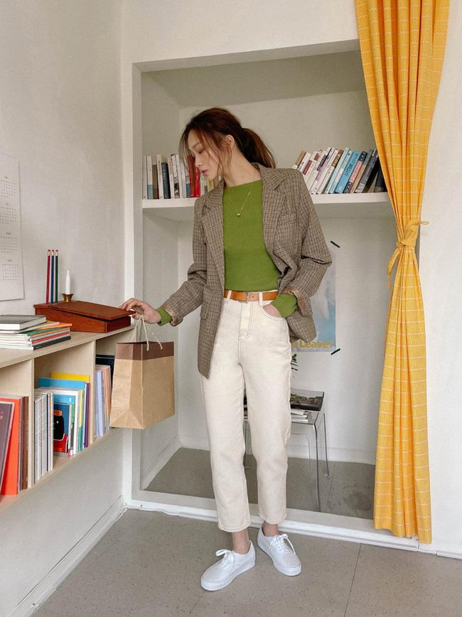 11 cách tái chế đồ công sở để diện Tết, chị em không cần sắm nhiều quần áo mới vẫn mặc đẹp nức nở-11