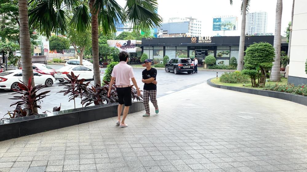 Đàm Vĩnh Hưng chia sẻ khoảnh khắc gặp gỡ Hoài Lâm sau thời gian ở ẩn-2