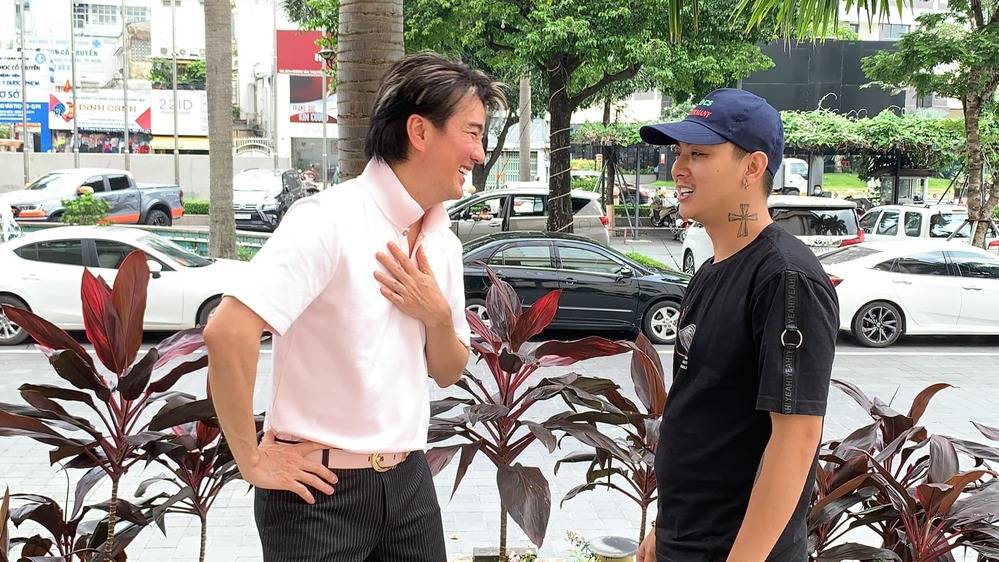 Đàm Vĩnh Hưng chia sẻ khoảnh khắc gặp gỡ Hoài Lâm sau thời gian ở ẩn-1