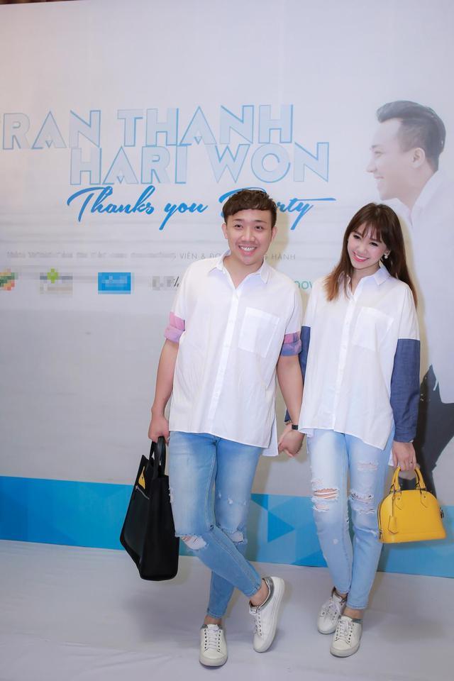 Gần Tết, Trấn Thành mạnh tay chi gần trăm triệu sắm đồ Gucci diện đôi cùng Hari Won-11