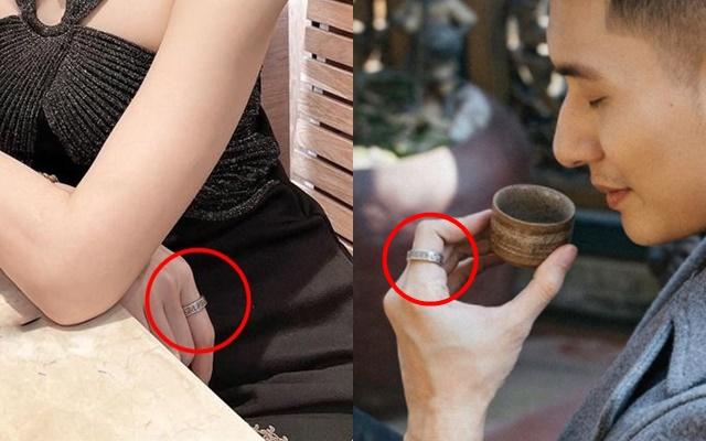 Lệ Quyên và tình trẻ Lâm Bảo Châu đeo nhẫn đôi sau khi công khai mối quan hệ-3