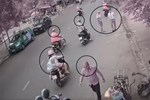 Clip: Kinh hoàng khoảnh khắc nam công nhân bị cuốn kẹt cổ vào máy-2