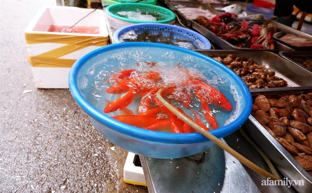 Thị trường đồ lễ ông Công ông Táo sôi động, đồ cúng hàng mã giữ nguyên giá nhưng thực phẩm, hoa quả tăng giá 30%-7