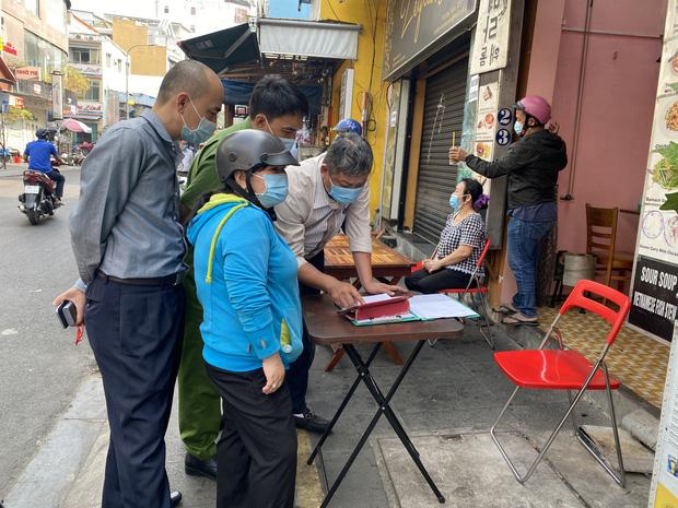 TP.HCM: Phong tỏa quán cafe trên phố đi bộ Bùi Viện vì BN1883 ở Hà Nội từng ghé-2