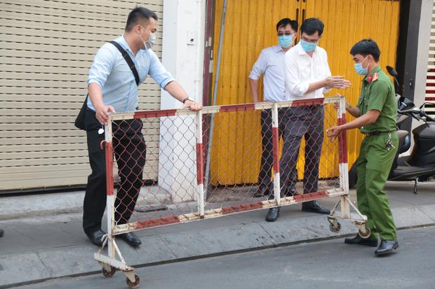 TP.HCM: Phong tỏa quán cafe trên phố đi bộ Bùi Viện vì BN1883 ở Hà Nội từng ghé-6