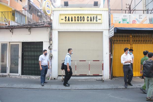 TP.HCM: Phong tỏa quán cafe trên phố đi bộ Bùi Viện vì BN1883 ở Hà Nội từng ghé-7