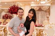 Cuộc sống như bà hoàng của Lan Khuê sau 2 năm lấy chồng, sinh con