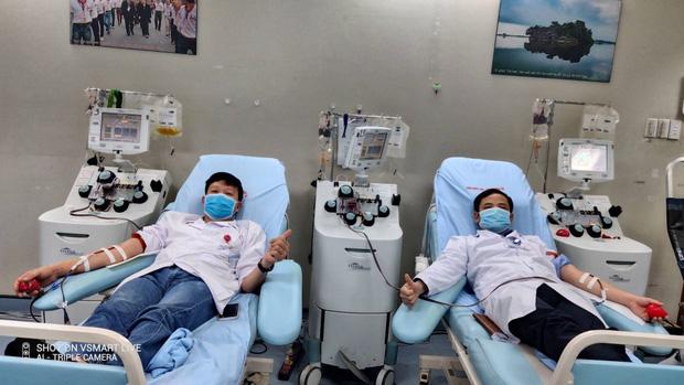 Khẩn: Thiếu 13.000 đơn vị máu dịp Tết, Viện Huyết học kêu gọi cộng đồng hiến máu và tiểu cầu-5