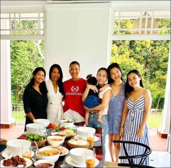 Mỹ nhân Gái nhảy nấu ăn siêu ngon không thua gì đầu bếp nhà hàng khiến Thu Minh than trời vì không thể giảm cân-2