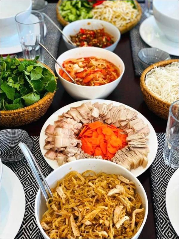 Mỹ nhân Gái nhảy nấu ăn siêu ngon không thua gì đầu bếp nhà hàng khiến Thu Minh than trời vì không thể giảm cân-6