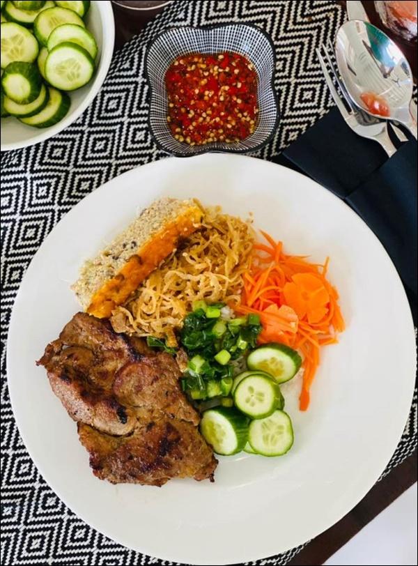 Mỹ nhân Gái nhảy nấu ăn siêu ngon không thua gì đầu bếp nhà hàng khiến Thu Minh than trời vì không thể giảm cân-9